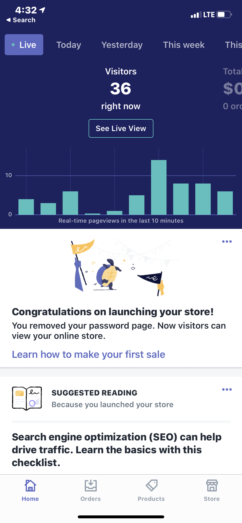 Over 1 300 Sessions In One Day And No Sales Shopify Community