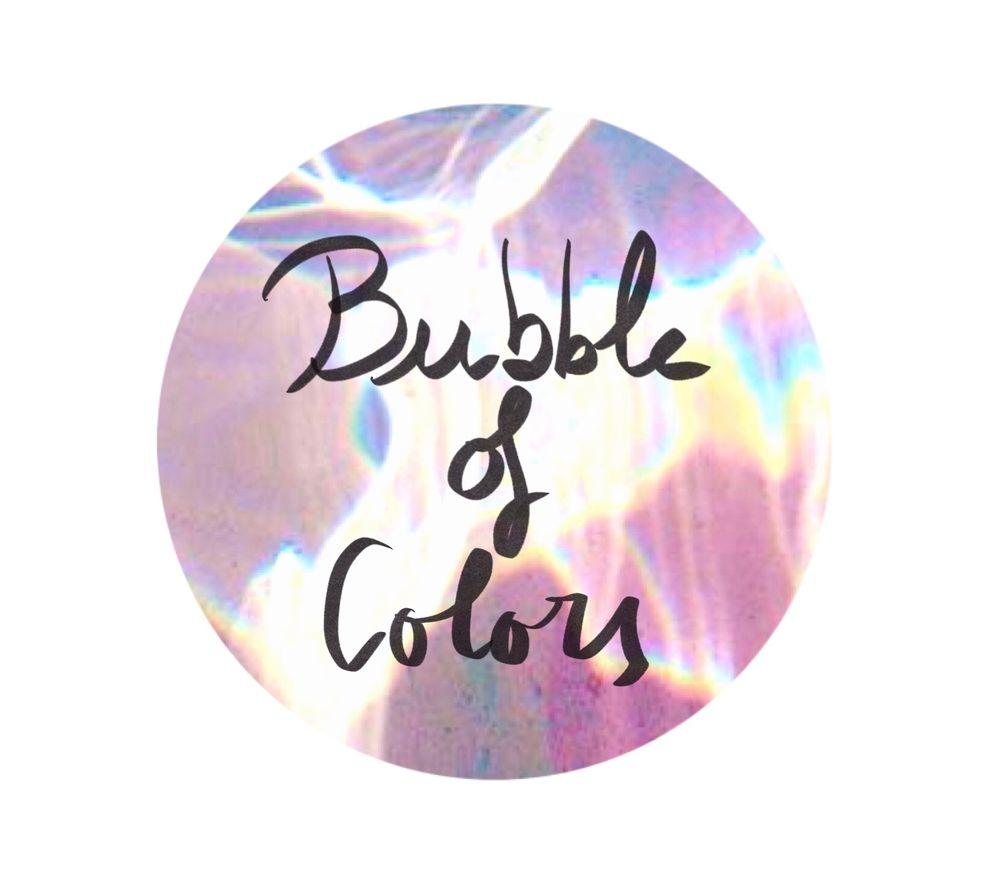 Bubbleofcolors