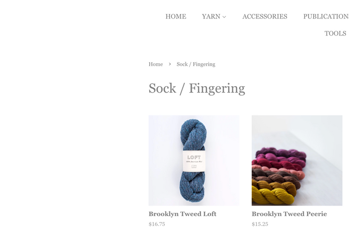 MinimalProduct Landing Page Sock.png