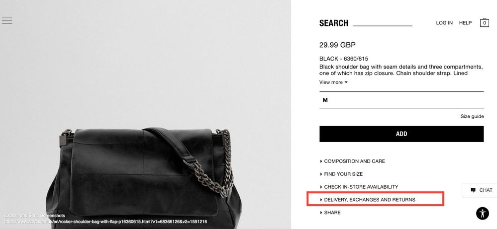 Screenshot of ROCKER SHOULDER BAG WITH FLAP _ ZARA United Kingdom.jpg