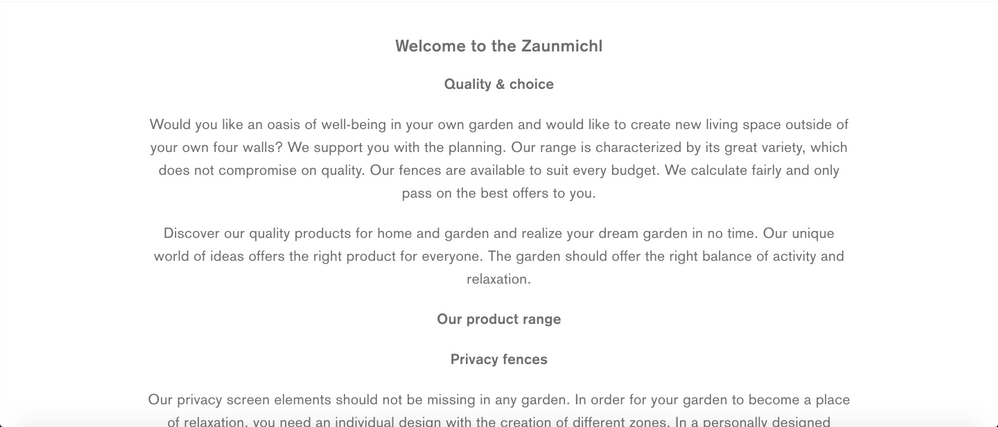 Buy garden fences and privacy screens online from a specialist - Zaunmichl 2021-02-02 09-54-22.png