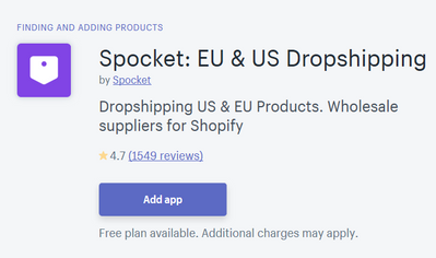 Solved: MORE THAN ONE DROPSHIPPING APP - Shopify Community