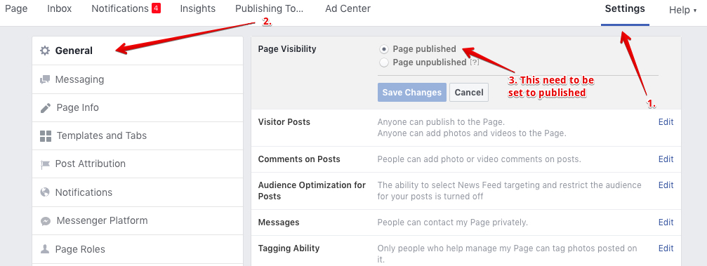 Solved: Facebook sales channel says