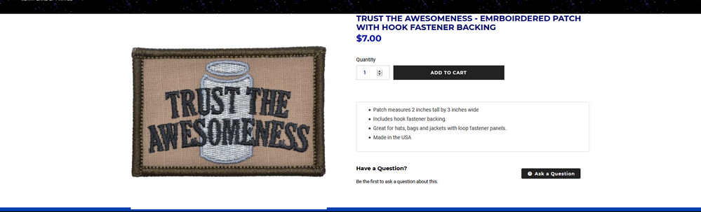 Screenshot_2019-09-26 Trust the Awesomeness - Emrboirdered Patch with Hook Fastener Backing.png