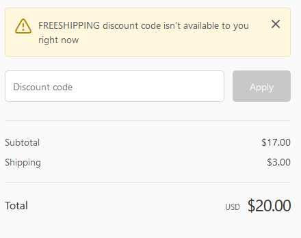 Promo code is not available right now.PNG