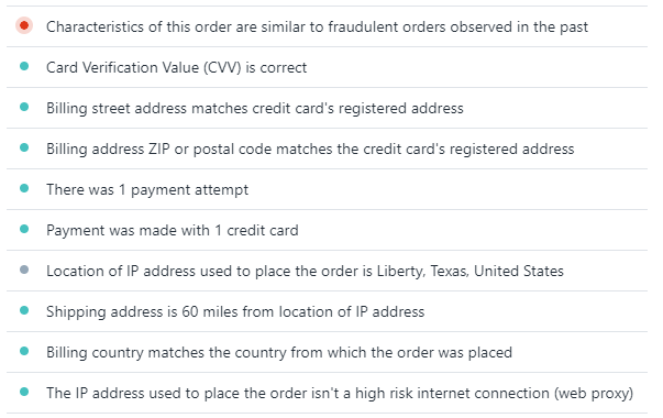 Fraudulent orders, Hight Risk - Shopify Community