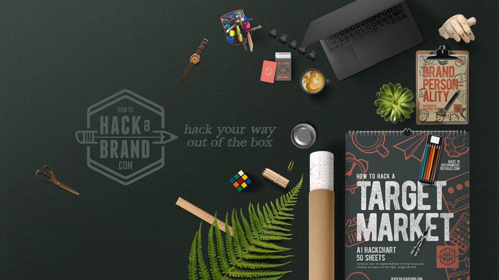 Hack-A-Brand tools