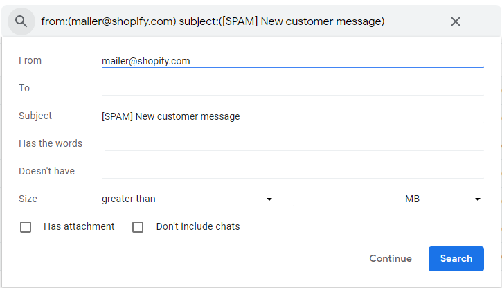 Stopping SPAM on the Contact Form - Shopify Community
